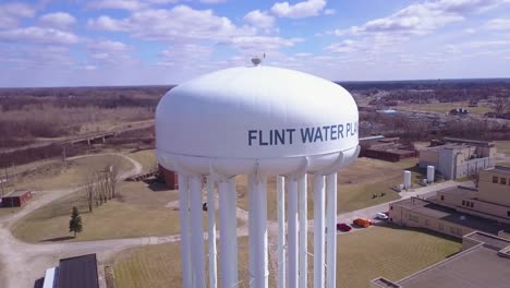 Aerial-over-the-Flint-Michigan-water-tanks-during-the-infamous-Flint-water-crisis