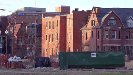 Old-abandoned-houses-in-a-ghetto-section-of-downtown-Detroit-Michigan
