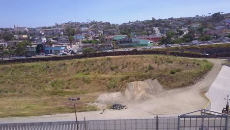 An-aerial-over-the-border-wall-fence-separating-the-US-from-Mexico-and-San-Diego-from-Tijuana-1