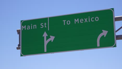 The-intersection-of-Main-Street-and-Mexico-sign-suggests-the-impact-of-businesses-moving-to-Mexico