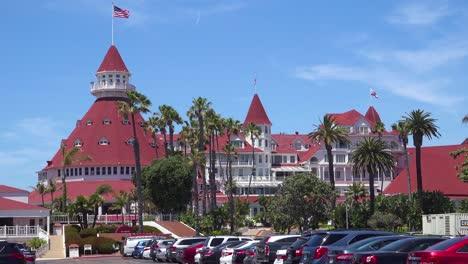 Plano-De-Establecimiento-Exterior-Del-Hotel-Coronado-En-San-Diego-California