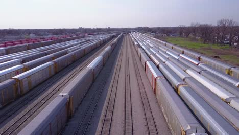 A-good-aerial-over-a-railroad-yard-suggests-shipping-commerce-trade-or-logistics