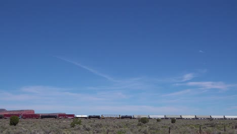 An-artistic-view-of-a-freight-train-passing-through-the-desert-of-Arizona-or-New-Mexico-1