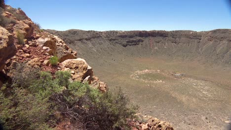 An-angle-overlooking-Meteor-Crater-Arizona-1