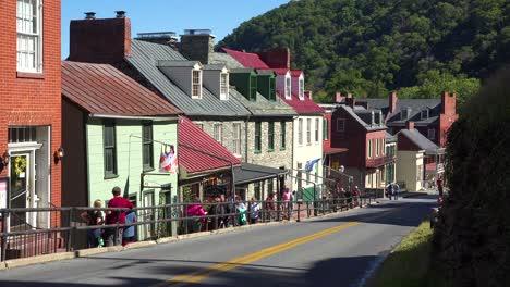 Establishing-shot-of-Harpers-Ferry-West-Virginia