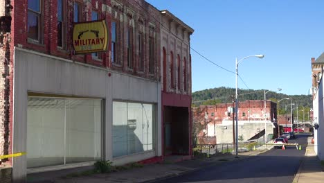 Establishing-shot-of-an-old-coal-town-in-rural-West-Virginia-2