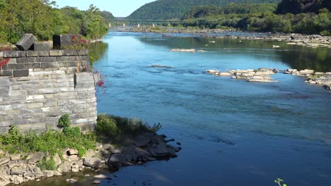 The-Potomac-and-Shenandoah-Rivers-meet-near-Harpers-Ferry-West-Virginia