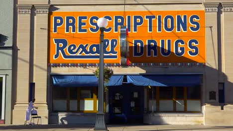 A-historic-old-Rexall-drug-store-in-small-town-America-1