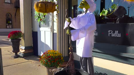 Halloween-skeletons-and-decorations-along-main-street-America-2
