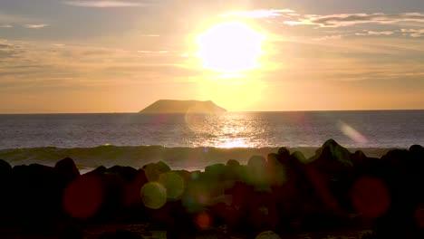 Atardecer-Sobre-Las-Islas-Galápagos-Ecuador