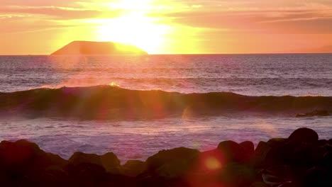 Sunset-over-the-Galapagos-Islands-Ecuador-2
