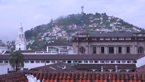 Clouds-drift-over-the-rooftops-and-hillsides-of-Quito-Ecuador