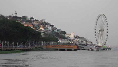 Plano-De-Establecimiento-De-La-Ciudad-De-Guayaquil-Ecuador