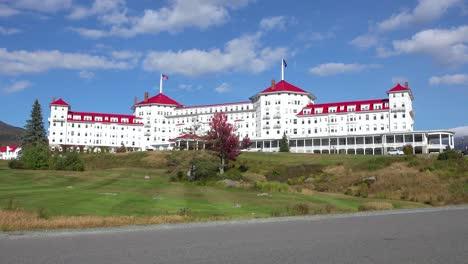 Estableciendo-Tiro-De-Mt-Washington-Resort-Lodge-En-New-Hampshire