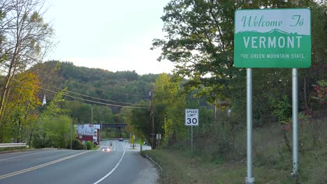 A-sign-welcomes-visitors-to-Vermont