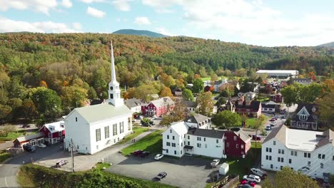 A-beautiful-aerial-over-Stowe-Vermont-perfectly-captures-small-town-America-or-New-England-beauty-1