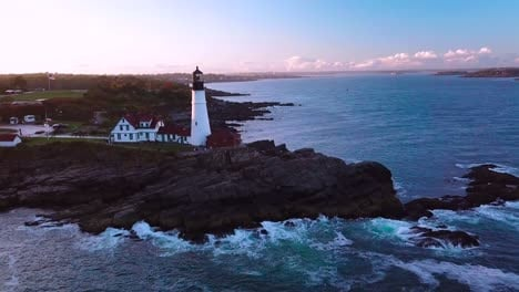 Great-aerial-shot-over-the-Portland-Head-lighthouse-suggests-Americana-or-beautiful-New-England-scenery-3