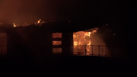 Close-up-of-a-home-burning-in-a-large-inferno-at-night-during-the-2017-Thomas-fire-in-Ventura-County-California-3