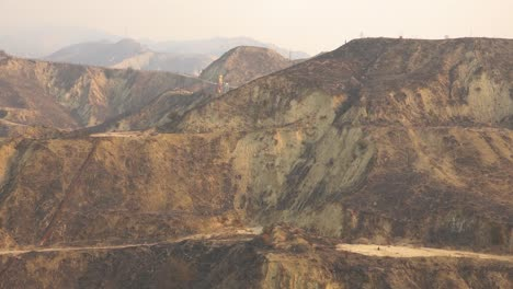 Fire-scars-the-hills-of-the-oil-fields-and-wilderness-between-Ventura-and-Ojai-California-in-2017-3