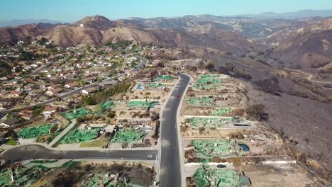 2017---aerial-over-a-neighborhood-in-Ventura-California-destroyed-by-the-Thomas-fire-1