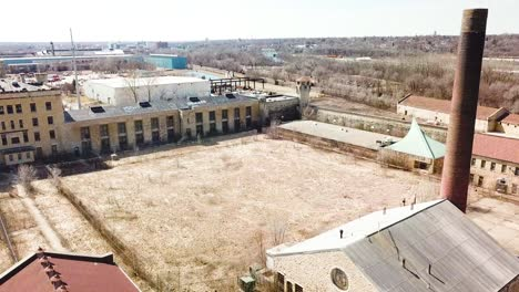 Aerial-of-the-derelict-and-abandoned-Joliet-prison-or-jail-a-historic-site-since-construction-in-the-1880s-4