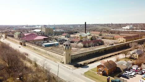 Aerial-of-the-derelict-and-abandoned-Joliet-prison-or-jail-a-historic-site-since-construction-in-the-1880s-5
