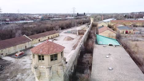 Aerial-of-the-derelict-and-abandoned-Joliet-prison-or-jail-a-historic-site-since-construction-in-the-1880s-13