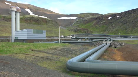 Establishing-shot-of-a-geothermal-power-plant-in-Iceland-where-clean-electricity-is-generated-1