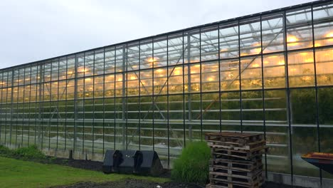 Exterior-establishing-shot-of-an-Iceland-greenhouse-using-geothermal-hot-water-to-grow-fruits-and-vegetables-2