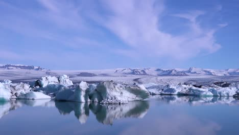 Icebergs-and-cloud-formations-in-the-frozen-Arctic-Jokulsarlon-glacier-lagoon-in-Iceland-suggesting-global-warming-2