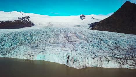 Amazing-aerial-of-the-Vatnajokull-glacier-at-Fjallsarlon-Iceland-suggests-global-warming-and-climate-change-4