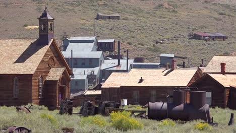 Plano-De-Establecimiento-De-Bodie-California-Gold-Mining-Gold-Rush-Ciudad-Fantasma-1