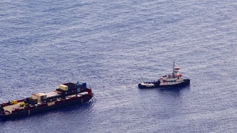 A-once-a-year-barge-with-goods-and-supplies-arrives-on-the-Hawaiian-island-of-Molokai-to-the-port-of-Kalaupapa-Hawaii-1