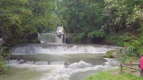Antena-Revela-Ys-Falls-En-Saint-Elizabeth-Parish-Jamaica-1