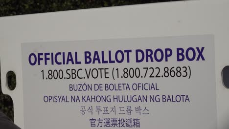Secure-Ballot-Drop-Boxes-Drop-Off-Box-In-Santa-Barbara-California-Prior-To-Us-Presidential-Elections