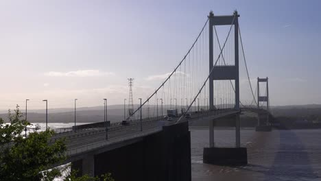 The-old-Severn-Bridge-connects-England-and-Wales