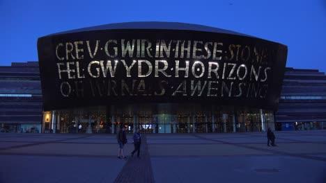 Buen-Disparo-De-Establecimiento-Del-Millennium-Center-En-Cardiff-Gales-2