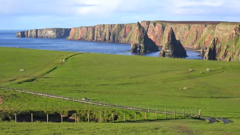 The-beautiful-Duncansby-Head-sea-stacks-in-Northern-Scotland