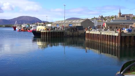 Aufnahme-Des-Hafens-Bei-Stromness-Orkney-Islands-Scotland
