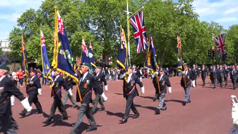 British-army-veterans-march-in-a-ceremonial-parade-down-the-Mall-in-London-England-1