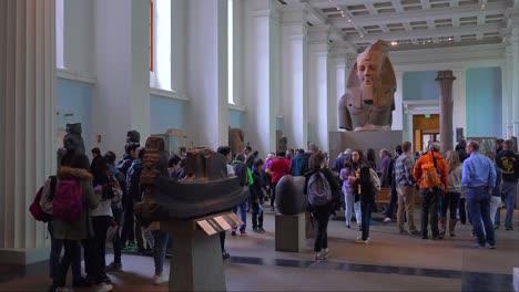 Visitors-walk-around-the-interior-galleries-of-the-British-Museum-in-London-England