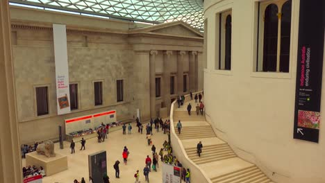 Visitors-walk-around-the-interior-courtyard-of-the-British-Museum-in-London-England
