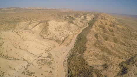 Aerial-over-the-San-Andreas-fault-in-California