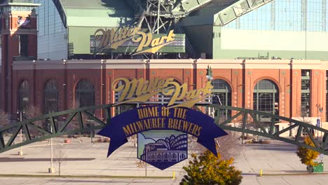Establishing-shot-of-Miller-Park-home-of-the-Milwaukee-Brewers-1