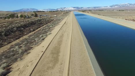 Aerial-over-the-California-aqueduct-delivering-water-to-a-drought-stricken-state-2