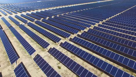 A-beautiful-aerial-over-a-solar-power-farm-in-the-Mojave-Desert-of-California-1
