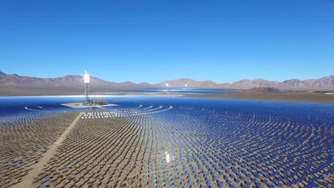 A-beautiful-aerial-over-a-vast-concentrated-solar-power-farm-in-the-Mojave-Desert-3