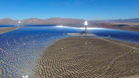 A-beautiful-aerial-over-a-vast-concentrated-solar-power-farm-in-the-Mojave-Desert-4