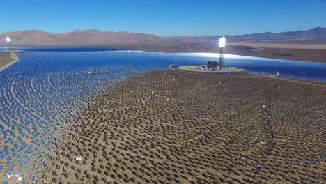 A-beautiful-aerial-over-a-vast-concentrated-solar-power-farm-in-the-Mojave-Desert-5