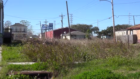 Houses-stand-amidst-empty-and-undeveloped-lots-in-the-Lower-9th-Ward-of-New-Orleans-Louisiana-1